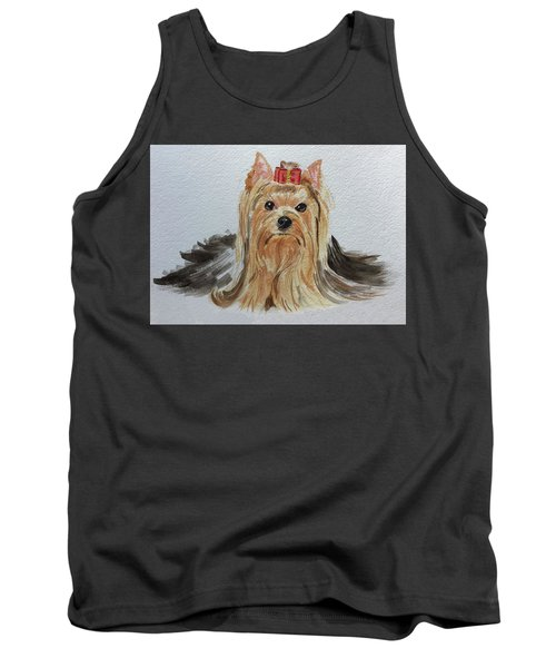 Put A Bow On It Tank Top