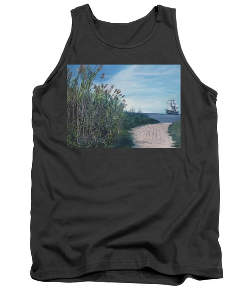 Putting Out To Sea Tank Top