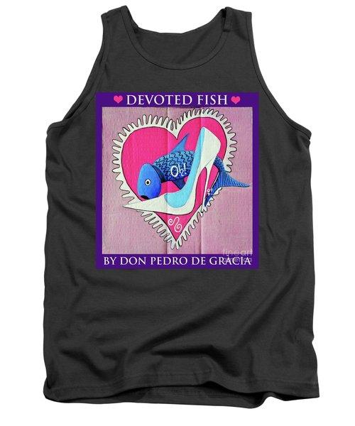Devoted Fish Tank Top