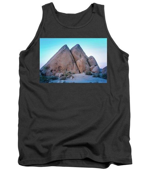 Pyramids At Live Oak Tank Top
