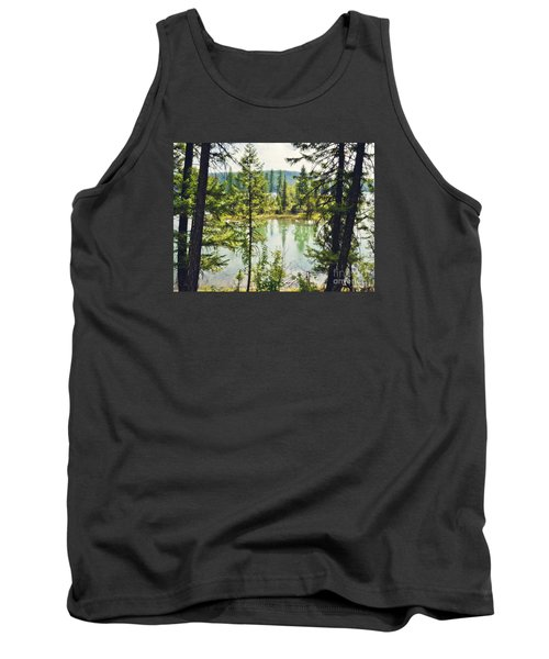 Quaint Tank Top