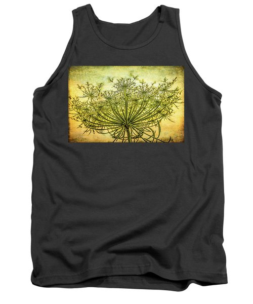 Queen Anne's Lace At Sunrise Tank Top