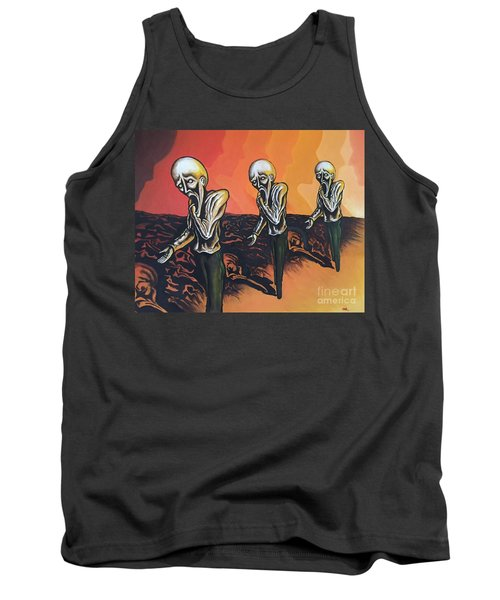 Question To Wonder Tank Top
