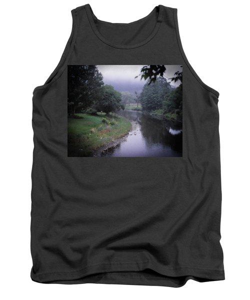 Quiet Stream- Woodstock, Vermont Tank Top