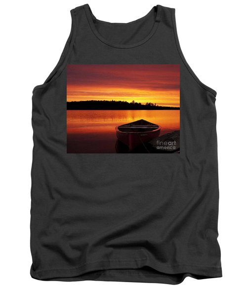 Quiet Sunset Tank Top