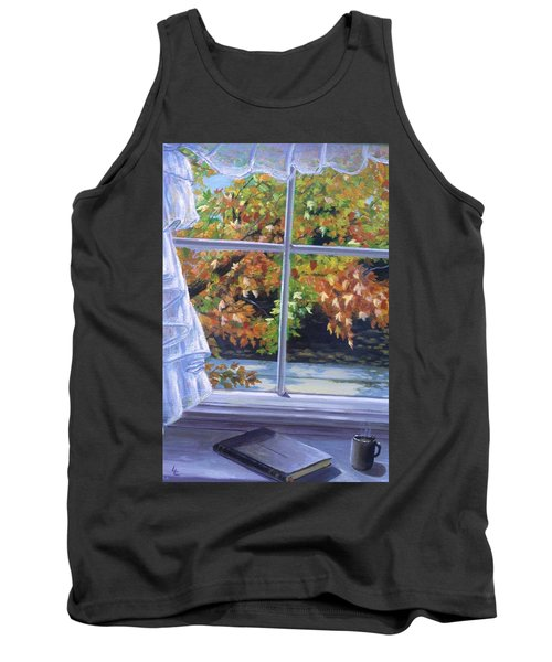 Quiet Time Tank Top