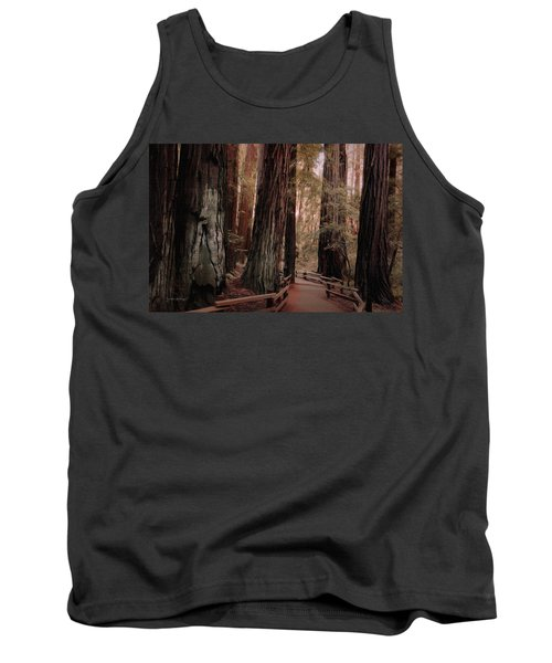 Quiet Walk Tank Top