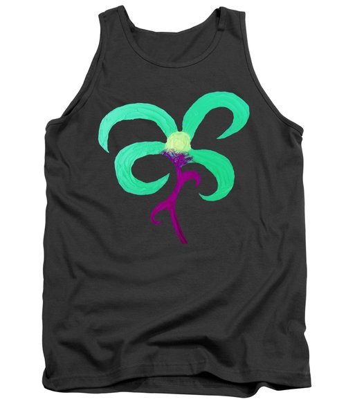 Quirky 5 Tank Top