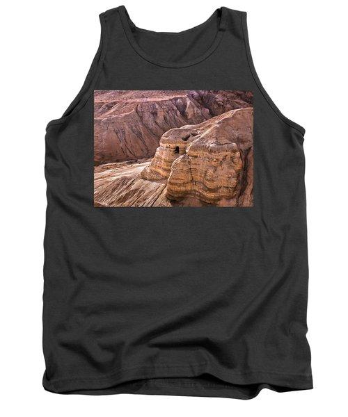 Qumran Cave 4, Israel Tank Top