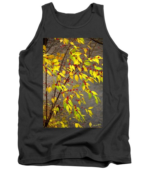 Raccoon Snacks Tank Top