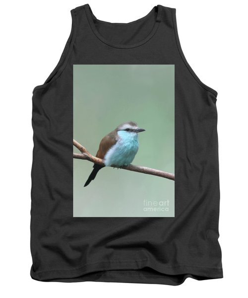 Racket-tailed Roller V2 Tank Top