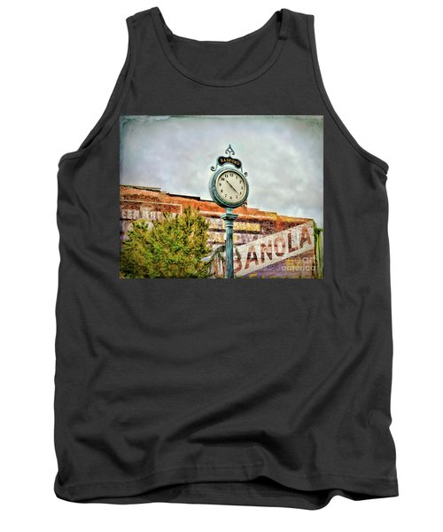 Radford Virginia - Time For A Visit Tank Top