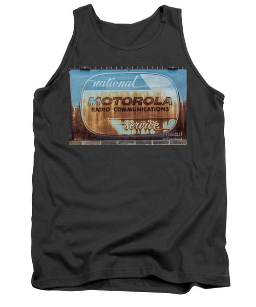 Radio Communications Tank Top