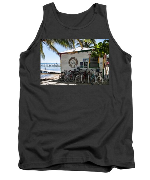 Raggamuffin Tank Top by Lawrence Burry