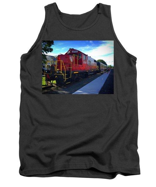 Blue Ridge Railway Tank Top