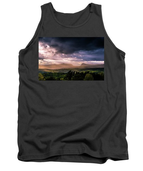 Rain Showers Over Willoughby Gap Tank Top
