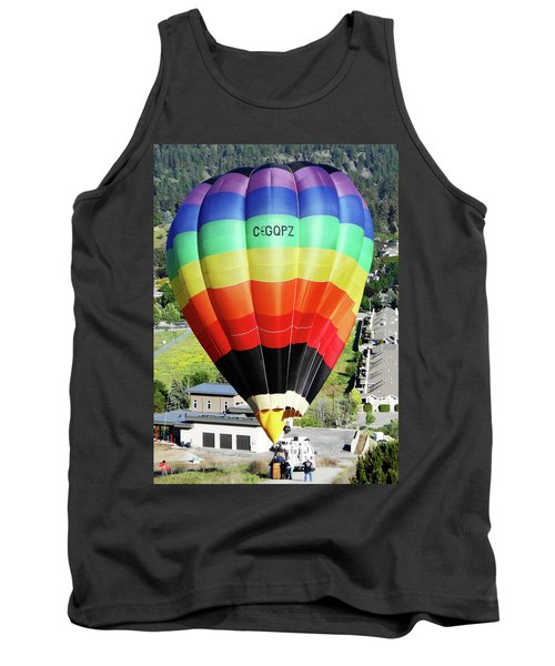 Rainbow Balloon 5 Tank Top