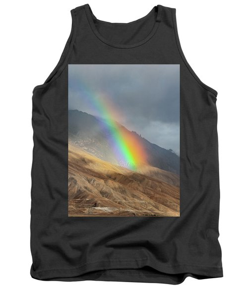 Rainbow, Kaza, 2008 Tank Top