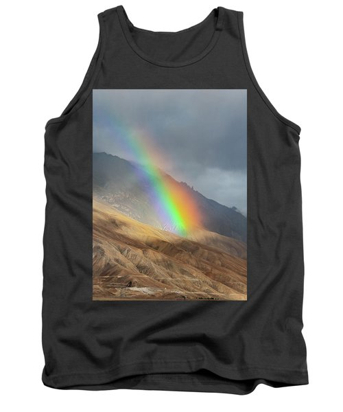 Rainbow, Kaza, 2008 Tank Top
