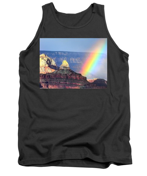 Rainbow Kisses The Grand Canyon Tank Top