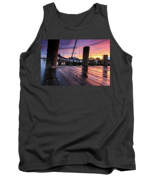 Tank Top featuring the photograph Rainbow Reflections by Jennifer Casey