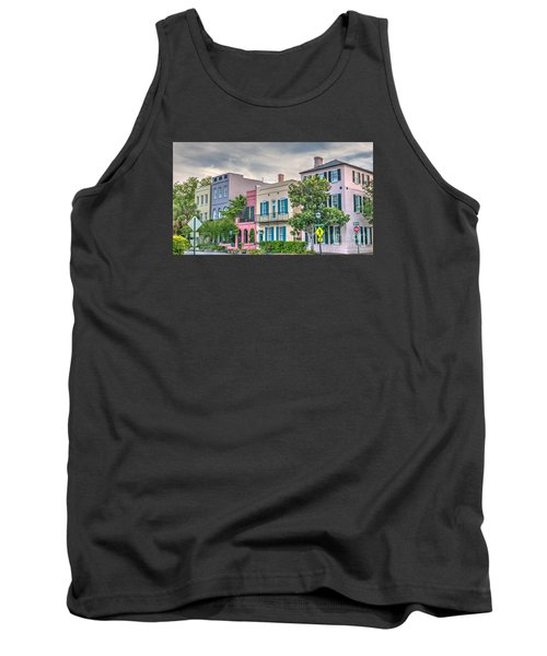 Rainbow Row II Tank Top