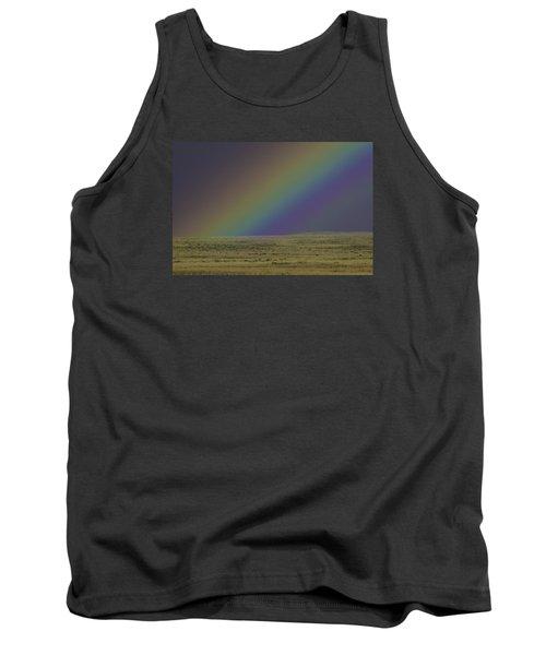 Rainbows End Tank Top by Elizabeth Eldridge