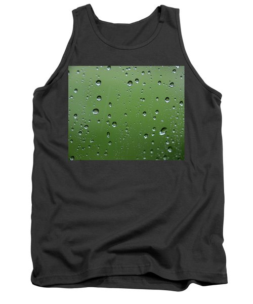 Raindrops  2 Tank Top