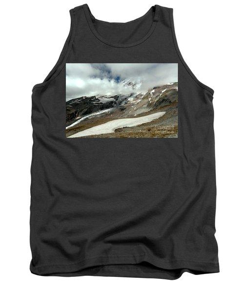 Rainier Snow Stripe Tank Top