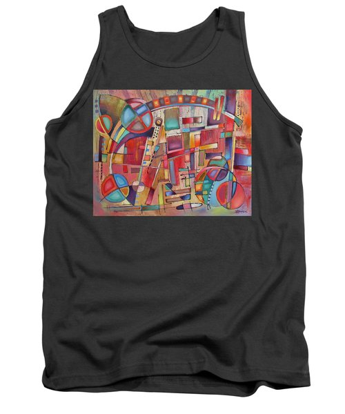 Rainmakers' Circus Tank Top