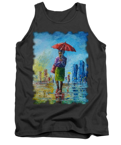 Rainy Day Tank Top