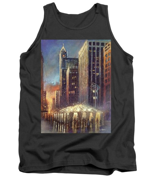 Raleigh With Symphony Tent Tank Top