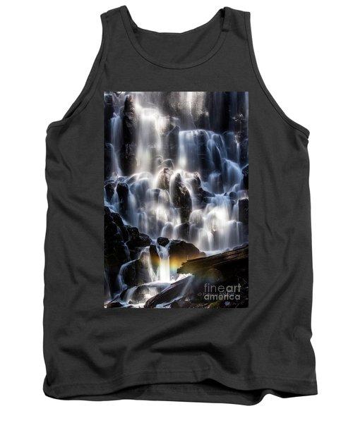 Ramona Falls With Rainbow Tank Top