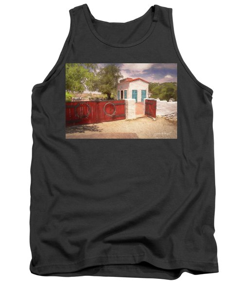 Ranch Family Homestead Tank Top