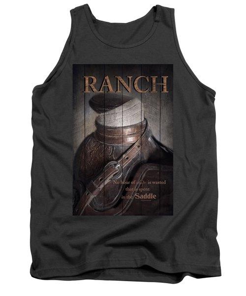Ranch Tank Top by Robin-Lee Vieira