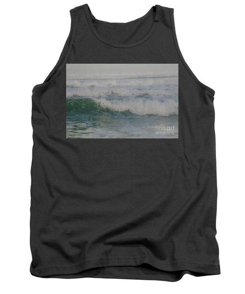 Rapid Waves Tank Top by Iris Greenwell