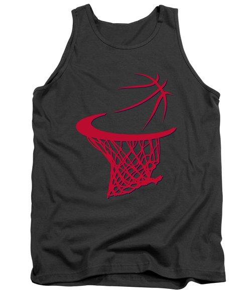 Raptors Basketball Hoop Tank Top