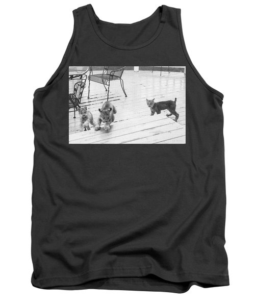 Relay Chase Tank Top