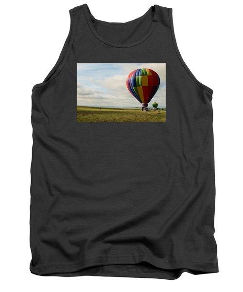 Raton Balloon Festival Tank Top