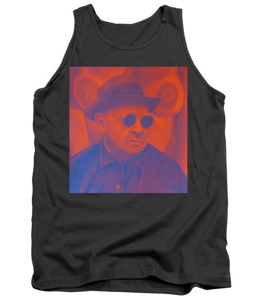 Raybanned Tank Top