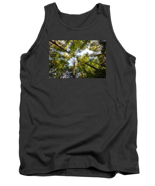 Reaching For Sky Tank Top