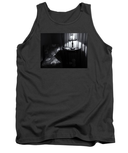 Reading Corner Tank Top by Bonnie Bruno