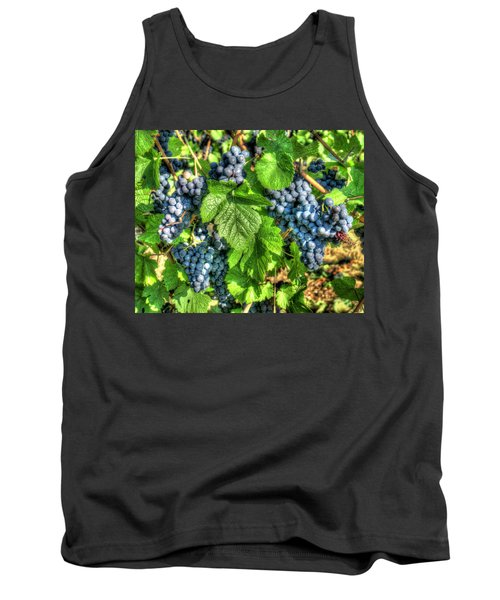 Tank Top featuring the photograph Ready For Harvest by Alan Toepfer