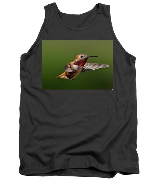 Ready Tank Top by Sheldon Bilsker