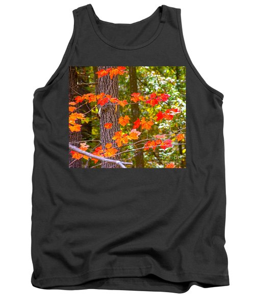 Ready To Fall Tank Top