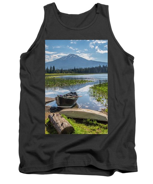 Ready To Fish Tank Top