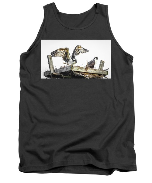 Ready To Fly Tank Top