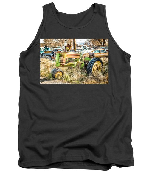 Ready To Work Tank Top