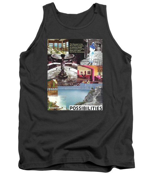 Realms Of Possibility Tank Top