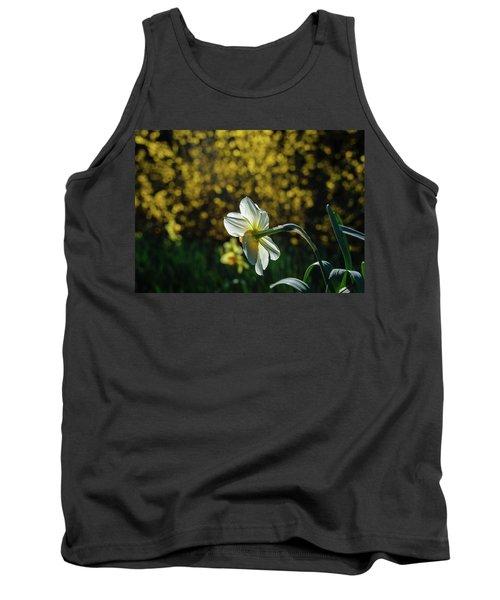 Rear View Daffodil Tank Top